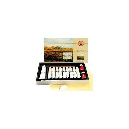 Farby Olejne Impression zest 10 kol, 161603