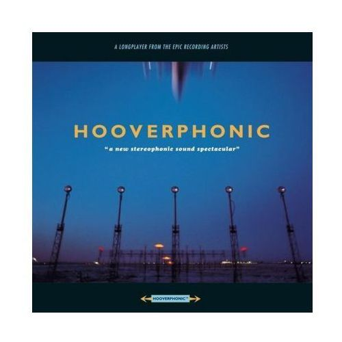 A new stereophonic sound spectacular [reedycja] - hooverphonic marki Sony music entertainment / columbia