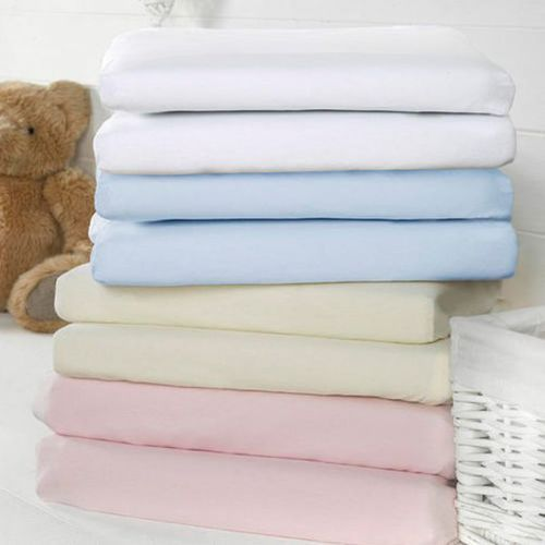 Bizzi growin pink sheets 2 pack prześcieradełka różowe do wózków i koszy (5060314403022)