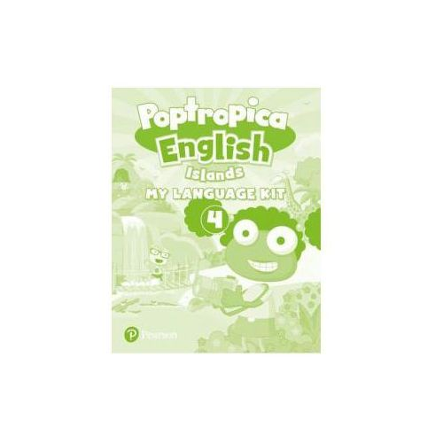 Poptropica English Islands 4 AB/MyLanguageKit (9781292246994)