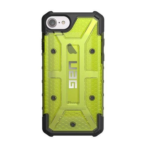 Urban armor gear  citron | pancerna obudowa dla modelu apple iphone 7 - citron