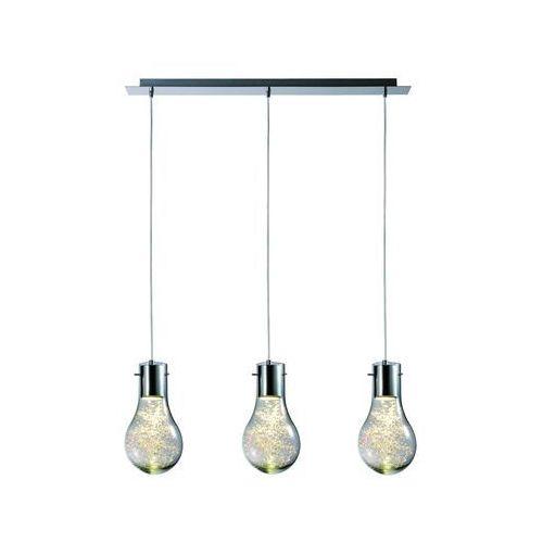Lampa wisząca 3x50w gu10 ciro md1458-3a zuma line marki Zumaline