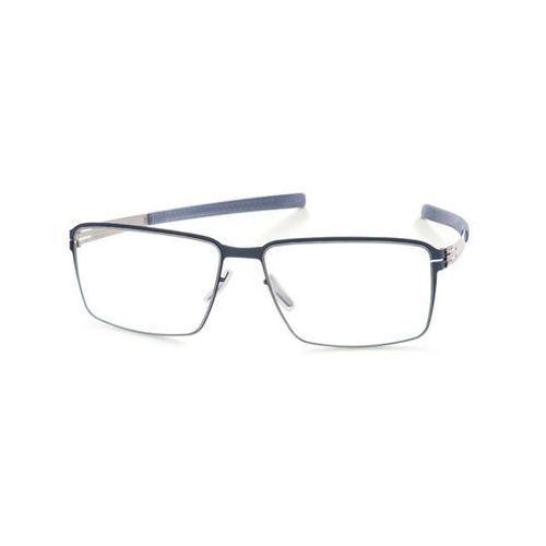 Ic! berlin Okulary korekcyjne m1345 jens k. marine blue