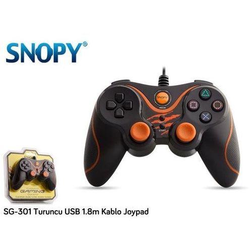 Gamepad sg-301 darmowy odbiór w 21 miastach! marki Snopy