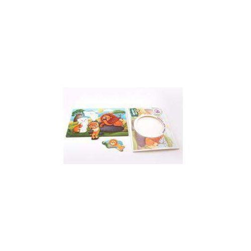 Puzzle - Ja i Moja Rodzina - Lwy (5906395762408)