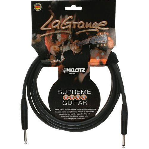 Klotz lapp0300 lagrange kabel gitarowy 3 m
