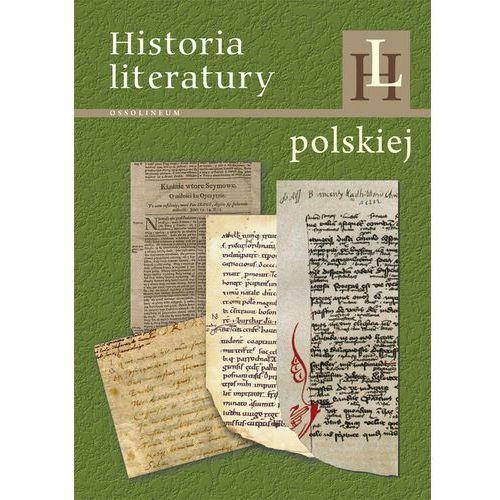 OKAZJA - Historia literatury polskiej (512 str.)