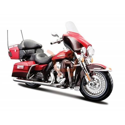 Maisto motocykl harley davidson - 2013 flhtk electra glide ultra limited 1/12
