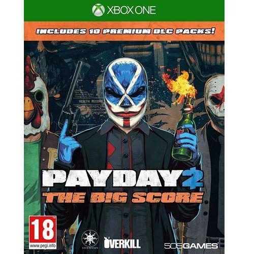 OKAZJA - PayDay 2 (Xbox One)