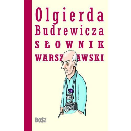 Olgierda Budrewicza słownik warszawski, oprawa twarda