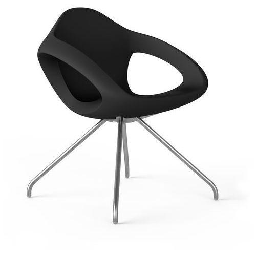 Lonc Krzesło EASER rama ze stali nierdzewnej P0301110