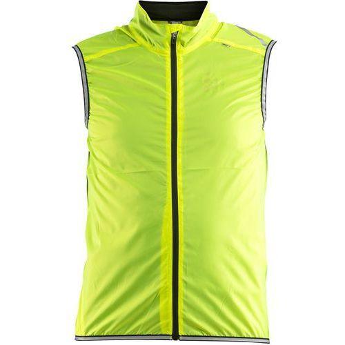 Craft kamizelka rowerowa Lithe Yellow L (7318572873889)