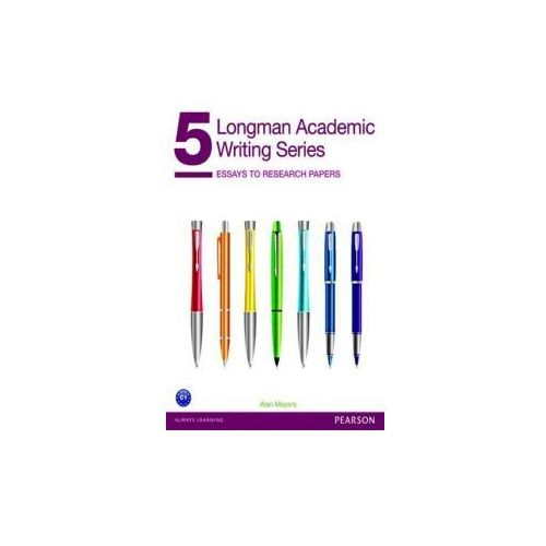 Longman Academic Writing Series 5: Essays to Research Papers (9780132912747)