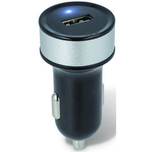 Samochodowa ładowarka USB 1 A Forever czarna