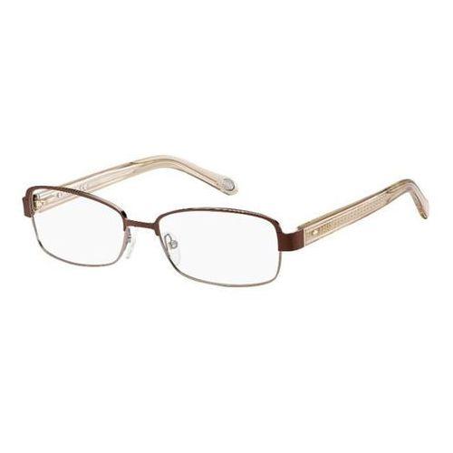 Okulary korekcyjne  fos 6064 rtp marki Fossil