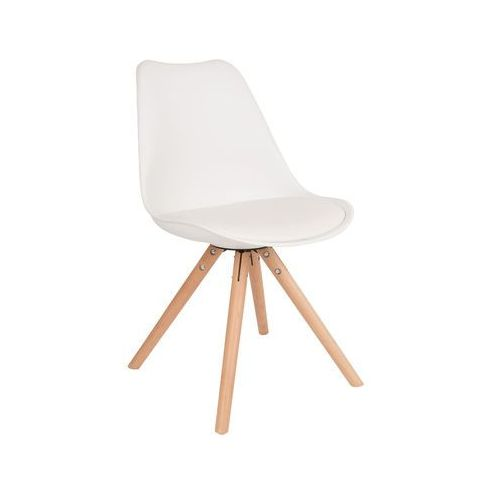 krzesło tryck białe 1100278 1100278 marki Orange line