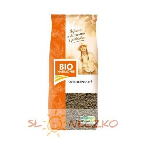 Bio harmonie Owies bezłuskowy bio (ziarno) 500g