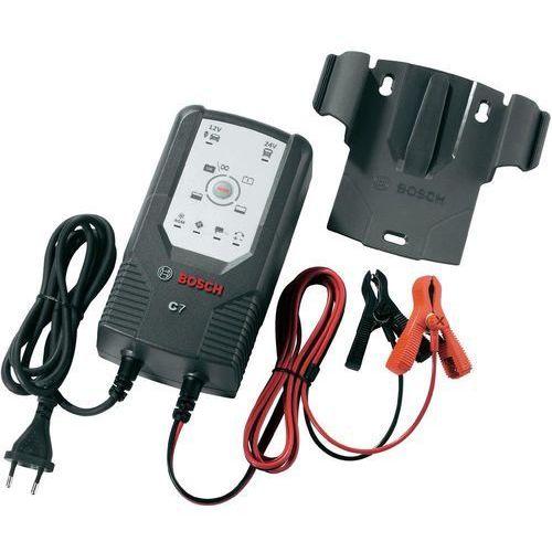 Prostownik automatyczny C7 0189999070 0189999 07M-7VW, 230 V, 12 V, 24 V, 0189999070