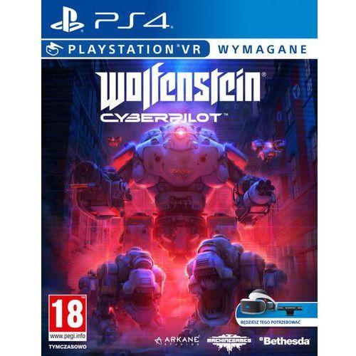 VR Wolfenstein Cyberpilot (PS4)