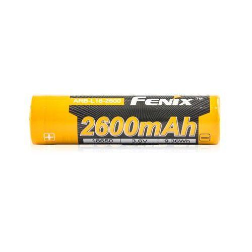Fenix Akumulator arb-l18 (18650 2600 mah 3,6v) (6942870303499)