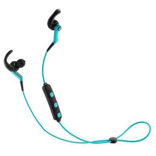 Słuchawki douszne GOGEN Bluetooth EBTM82STRB Turkusowy