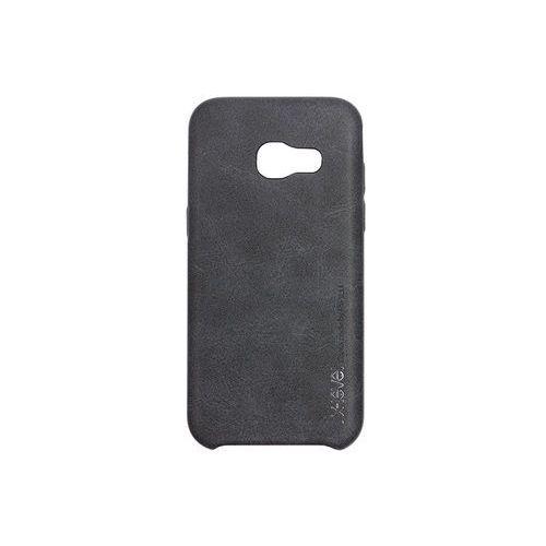 Samsung galaxy a3 (2017) - etui na telefon vintaget - black marki X-level