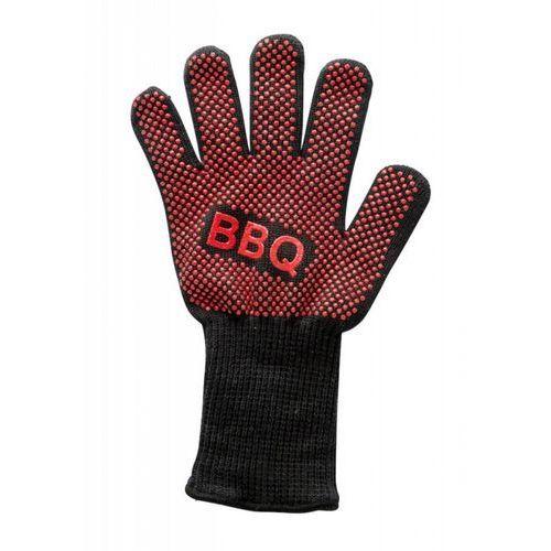 - bbq - rękawica kuchenna silikonowo-bawełniana (długość: 33 cm) marki Sagaform