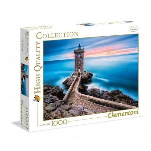 Clementoni Puzzle high quality. 1000 elementów. latarnia morska (39334) + zakładka do książki gratis (8005125393343)