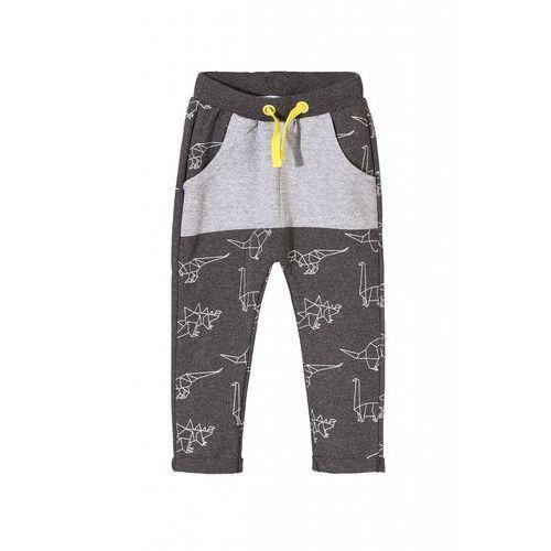 Spodnie dresowe niemowlęce 5M3429 (5902361384889)