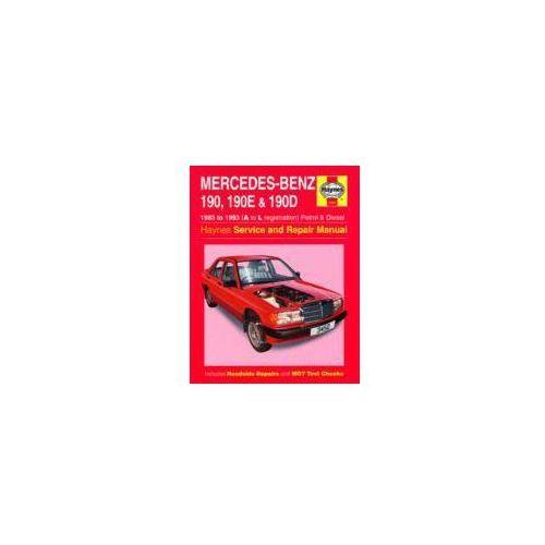 Mercedes-Benz 190 Service and Repair Manual, książka z ISBN: 9780857336422