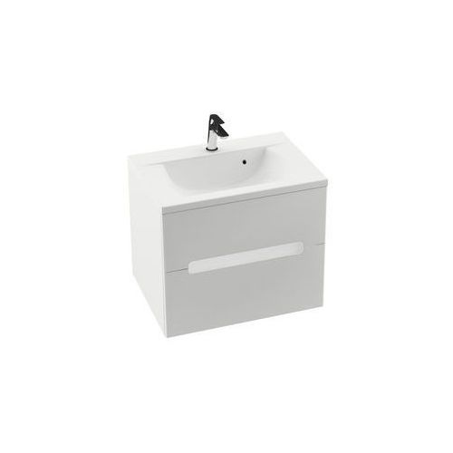 szafka podumywalkowa sd classic ii 700 biała/biała x000000906 marki Ravak