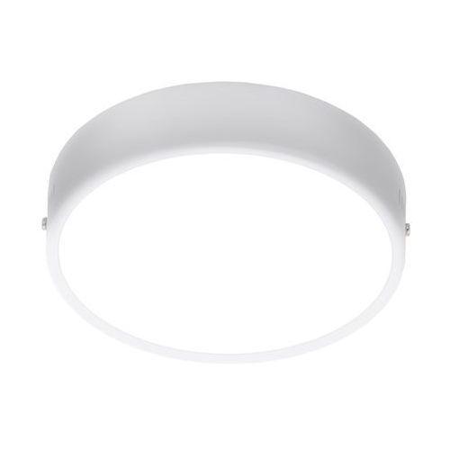 Plafon lampa sufitowa fueva 1 94536 natynkowa oprawa led 24w okrągła biała marki Eglo