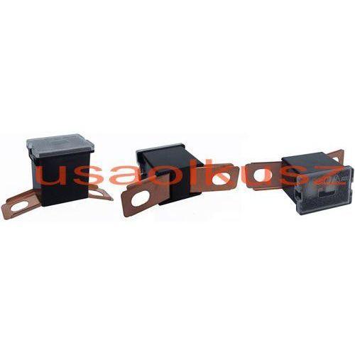 Cnd Bezpiecznik samochodowy kostkowy męski boczny japval fuse male 48 80a