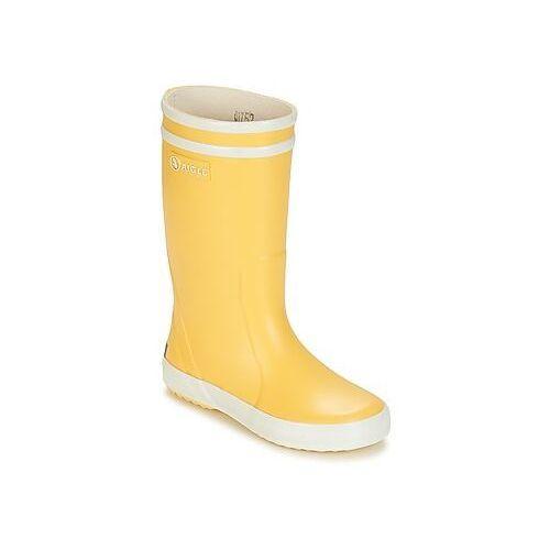 Kalosze Aigle LOLLY POP, kolor żółty