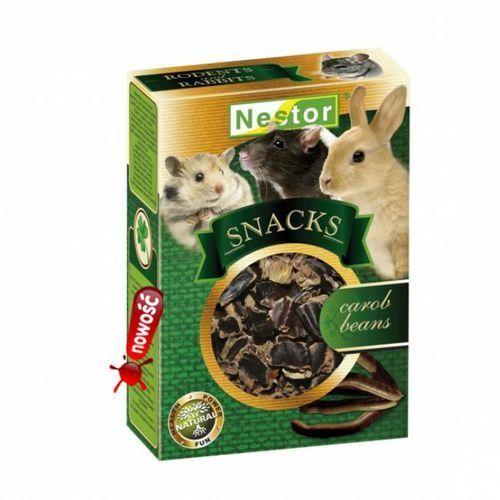 NESTOR Snacks Premium przekąska dla gryzoni i królików - Chleb Świętojański - produkt z kategorii- Pokarmy dla gryzoni