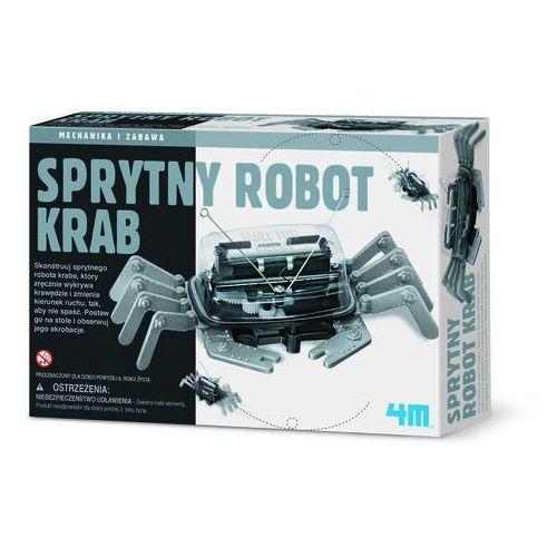 Sprytny robot krab marki 4m industrial development inc.