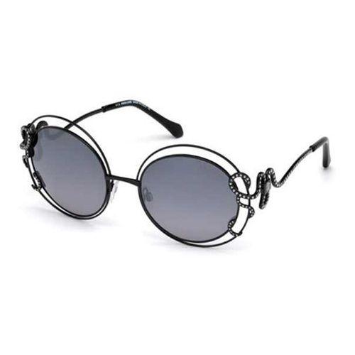 Okulary Słoneczne Roberto Cavalli RC 1024 CARDUCCI 01C