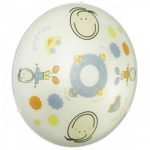 Eglo  junior 2 lampa sufitowa biały - - obszar wewnętrzny - 2 - czas dostawy: od 8-12 dni roboczych