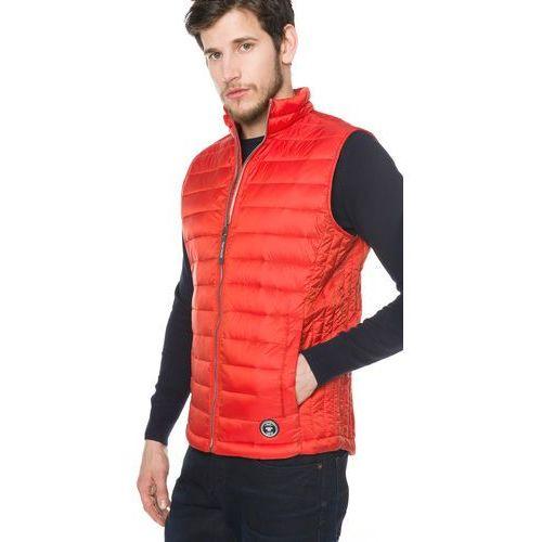 Tom Tailor Kamizelka Czerwony XL, 1 rozmiar