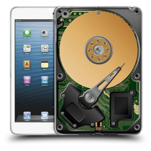 Etui silikonowe na tablet - Hard Disk Drives GREEN