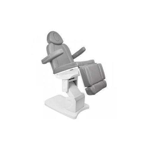Vanity_a Fotel kosmetyczny elektr. azzurro 708a 4 siln. szary podgrzewany (5906717415098)