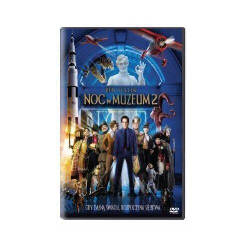 Noc w muzeum 2 (DVD) - Shawn Levy (5903570139444)