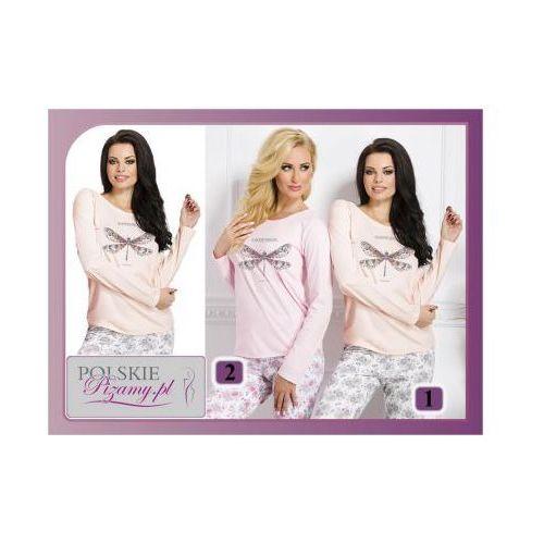 Piżama damska malina: łosoś marki Taro