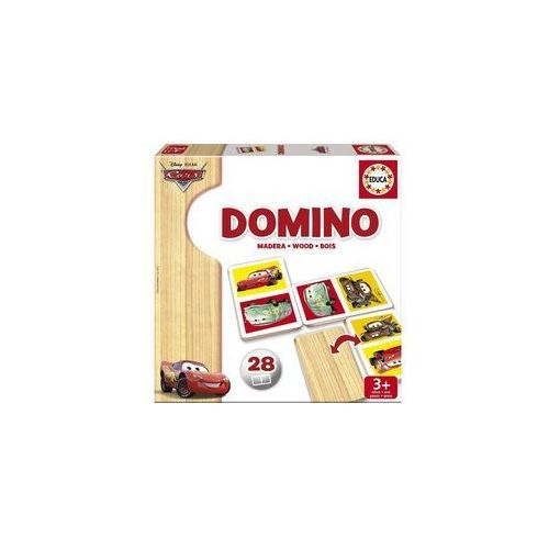 Domino drewniane,cars marki Educa
