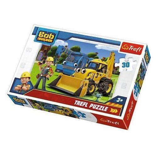 Puzzle 30 elementów - nowe wyzwanie 18214 - Trefl