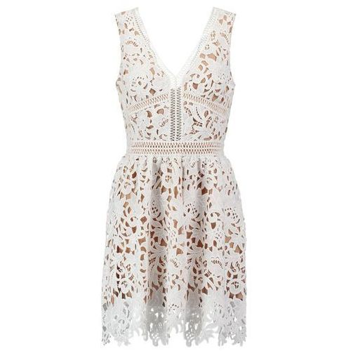 New Look Sukienka letnia white pattern