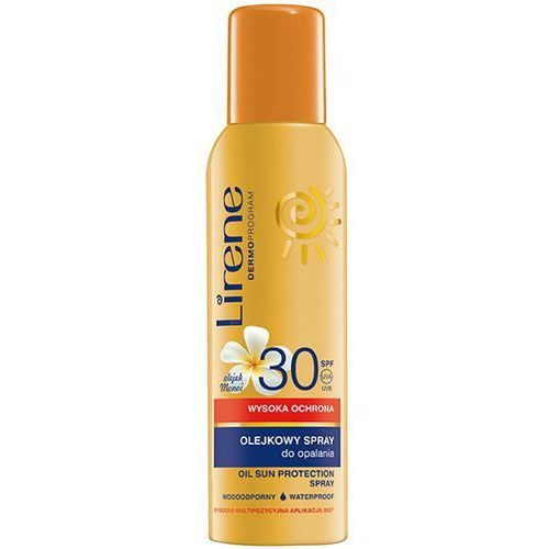Lirene Olejkowy spray do opalania sun spf30 150ml - 13e3167-01-01 (5900717316713)