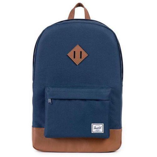 heritage plecak niebieski 2018 plecaki szkolne i turystyczne marki Herschel