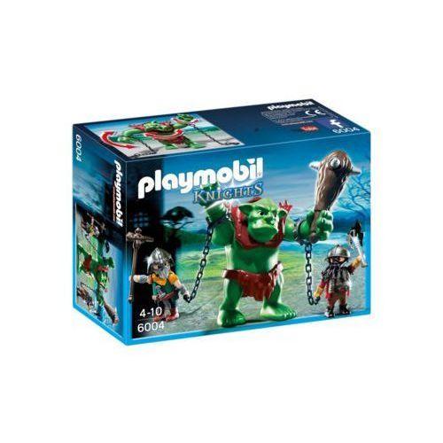 Playmobil Olbrzymi troll z karłowatymi wojownikami 6004 - darmowa dostawa od 199 zł!!!