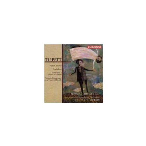 Chandos Tippett: piano concerto (0095115993422)